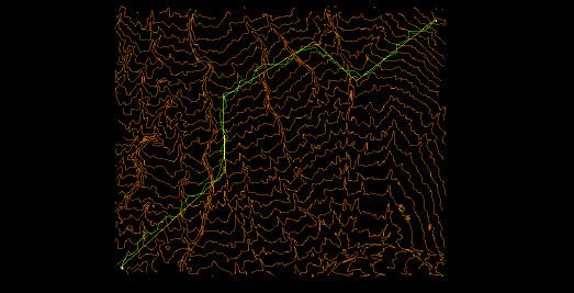 جزوه محاسبه و طراحی راه (مسیر) توسط نرم افزار اتوکد لند دسکتاپ (آموزش انجام پروژه راهسازی)