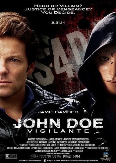 دانلود فیلم John Doe Vigilante 2014