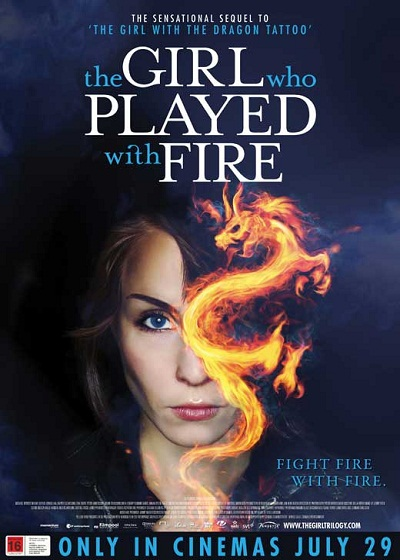 دانلود فیلم The Girl Who Played with Fire 2009