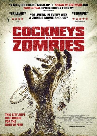 دانلود فیلم Cockneys vs Zombies 2012