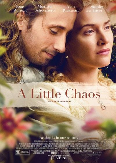 دانلود فیلم A Little Chaos 2015