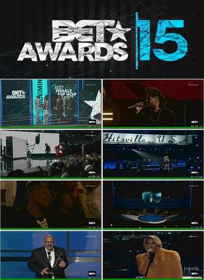 دانلود مراسم BET Awards 2015