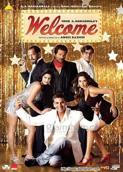 دانلود فیلم هندی Welcome 2007