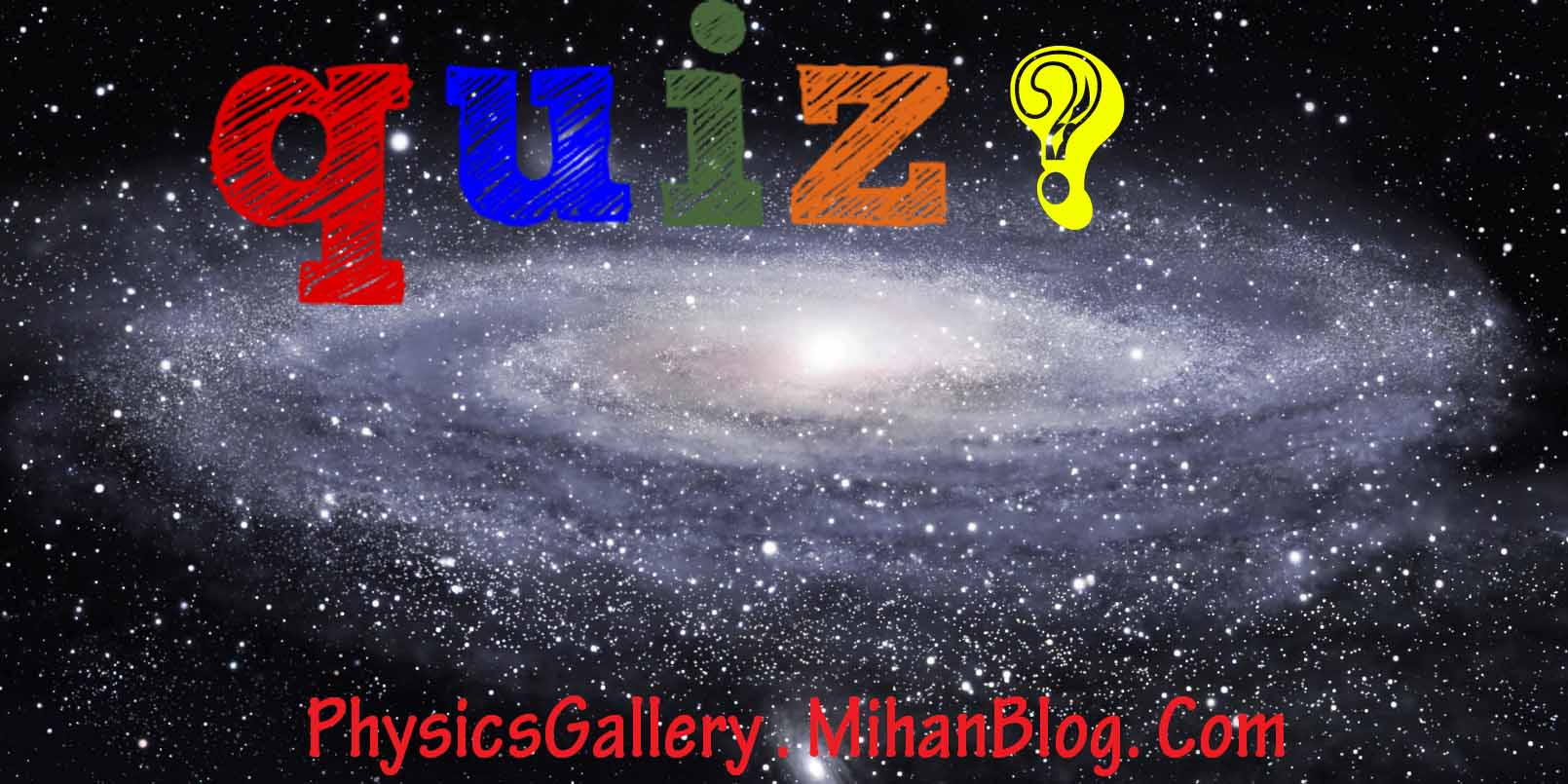 MilkyWay Quiz
