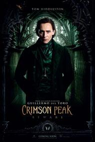 دانلود فیلم Crimson Peak 2015 با زیرنویس فارسی