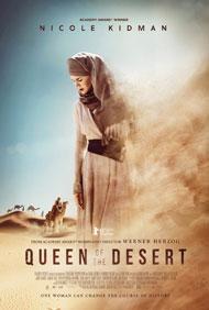 دانلود فیلم Queen Of The Desert 2015 با زیرنویس فارسی