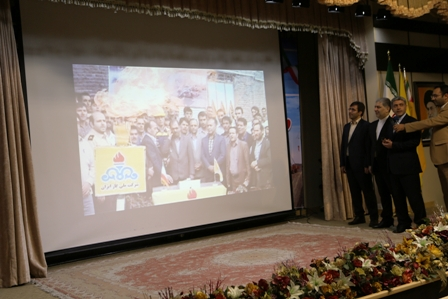 پروژه های شرکت گاز آذربایجان شرقی به بهره برداری رسید