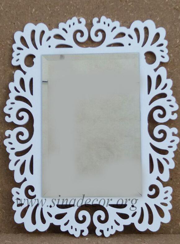 آینه مستطیل (طرح 2)