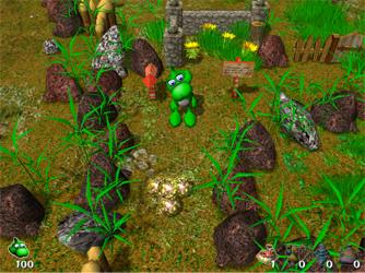 دانلود بازی Dino and Aliens