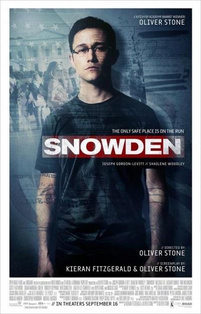 دانلود فیلم جدید Snowden 2016