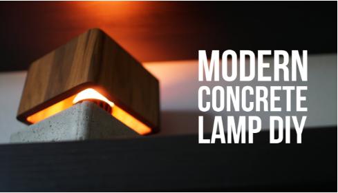 لامپ مدرن