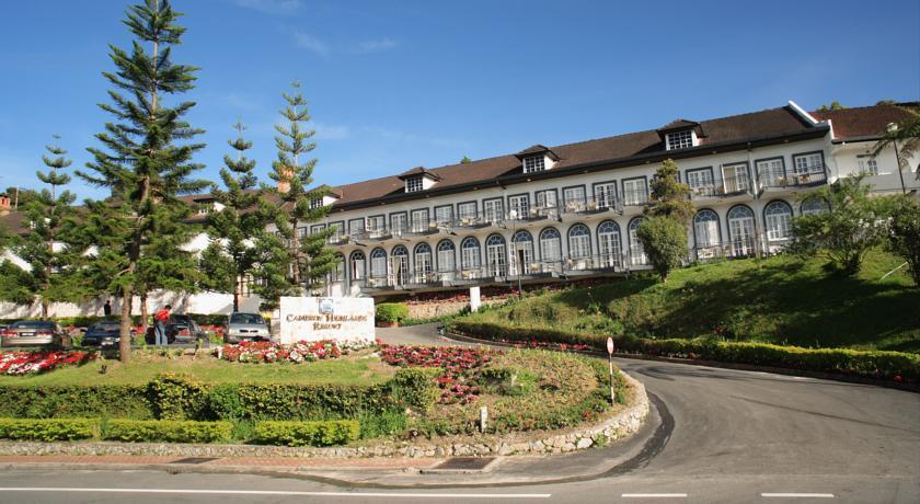 هتل های کامرون ریزورت
