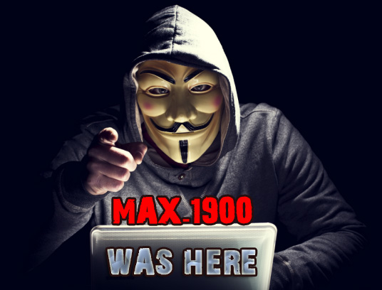 HACKED BY MAX-1900