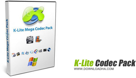 دانلود کدک K-Lite Mega Codec Pack 12.7.5