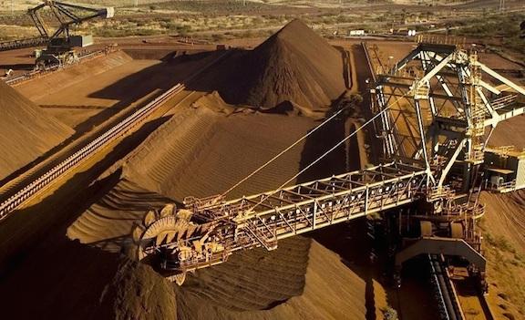صنایع معدنی، خردایش و فرآوری سنگ اهن