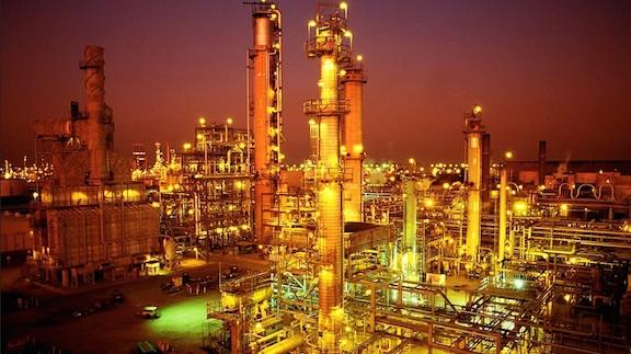 صنایع نفت و گاز و پتروشیمی