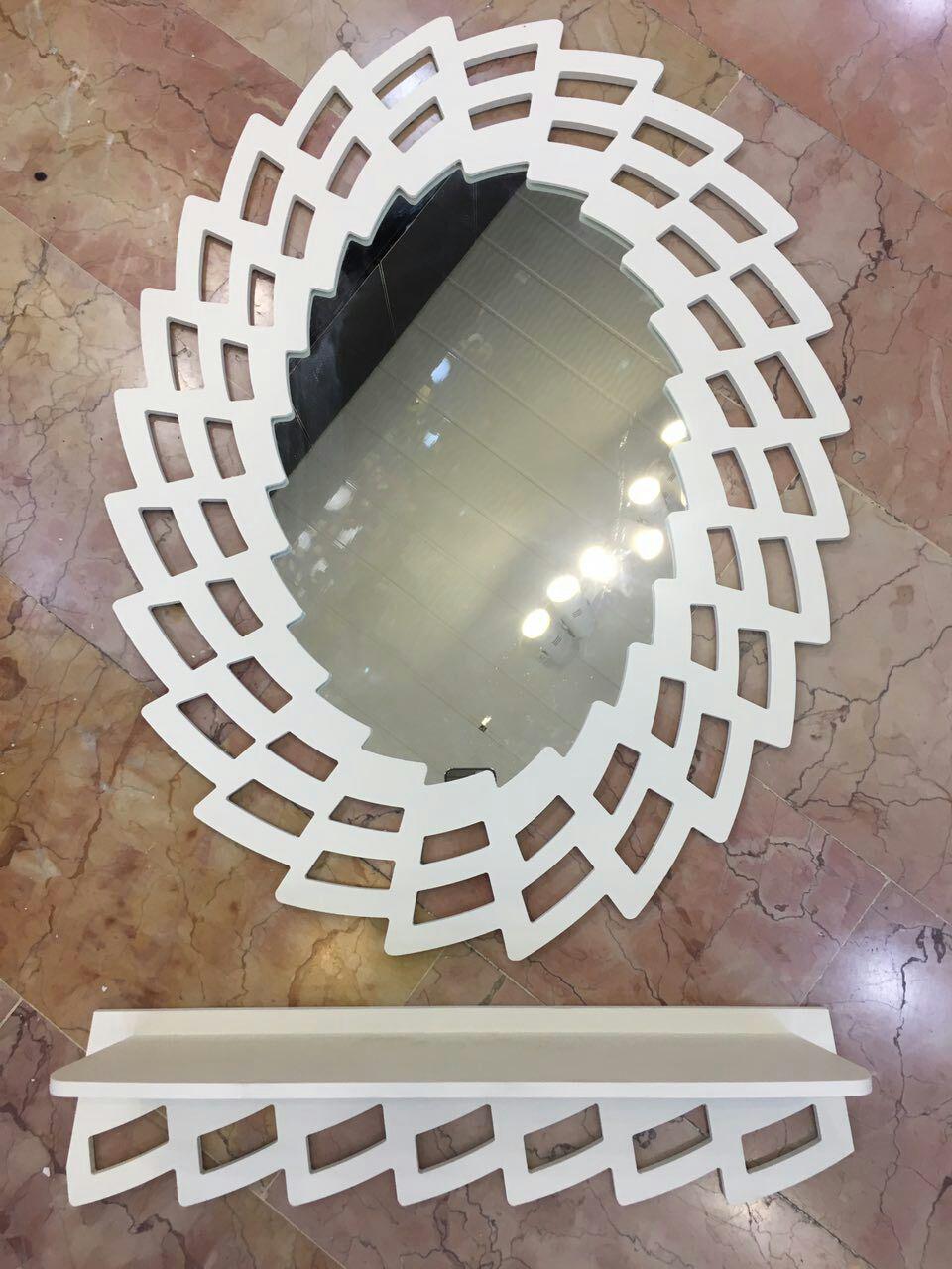 آینه و کنسول کلاسیک