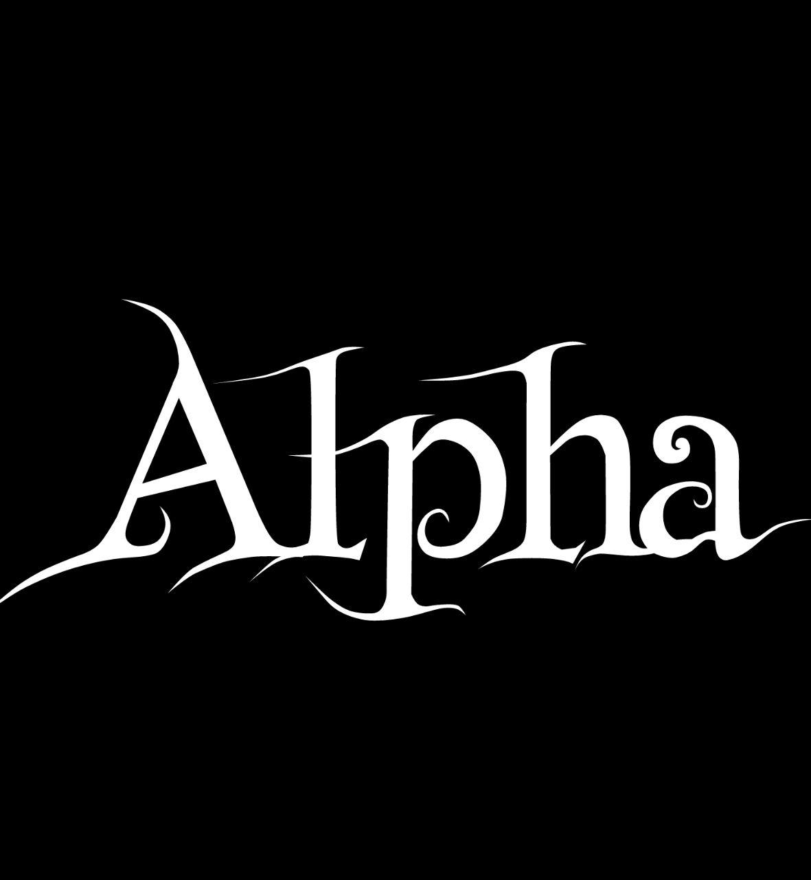 [T]he[A]lpha