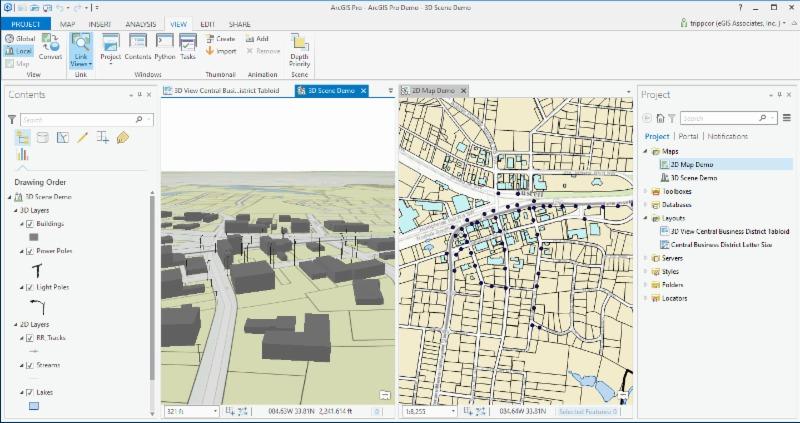 ESRI ArcGIS Pro v1.2 + Data Interoperability + Help